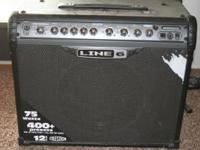 amp paid 350.00 asking $175.00 black elictric $125.00
