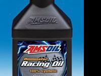 AMSOIL now offers three new premium synthetic racing