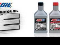 AMSOIL OE Synthetic Motor Oils are designed as an