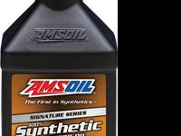 SAE 5W-30 Signature Series 100% Synthetic Motor Oil