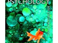 Psychology: An Exploration Softback Edition Great