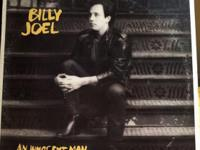 This is the vinyl cd An Innocent Man by Billy Joel. The