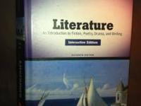 Literature: An Introduction to Fiction,
