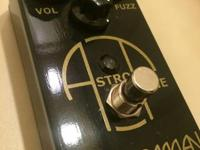 Analogman Astrotone in excellent condition Box and