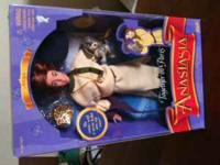 Anastasia Barbie, never been opened. Call for more