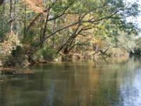 3.25+/- miles of river frontage on the Patsaliga &