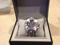 Android hydraumatic mens watch, never worn.price neg