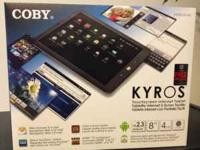 Brand new unopened Kyros Tablet pc with Android 2.3