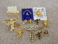 Numerous angels to protect you and your family! Pins,