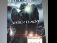 I have a used paperback copy of Angels and Demons by