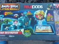 Angry-Bird play set Star wars destroyer play set +