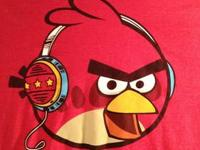 ANGRY BIRDS T-SHIRT This is a ANGRY BIRDS T-SHIRT.