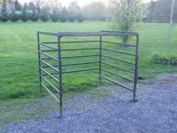 Heavy duty animal cage. Fits Kawasaki Mule bed $ 150.00
