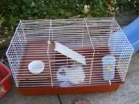 I have a cage for sale for $20.00.Good for