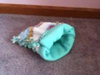 Hi, i have 4 animal snuggle sacks they are all