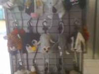 Great selection of animal hats, these are great for