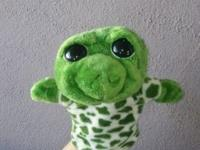 Animal Hand Puppet - NEW - Eeyore DONKEY, LEOPARD,