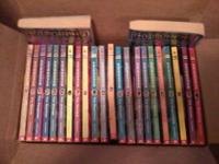 FOR SALE: 24 Books In The Animorphs Series!!! 22 are