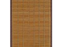 Bamboo rugs have been a traditional floor covering in