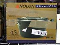 Anolon® Advanced Tapered Sauce Pot, 4.5 Qt. This