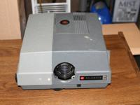 Vintage Anscomatic 680 slide projector made by GAF.