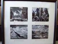 Ansel Adams lovers would enjoy these beautiful,