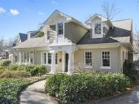A charming Ansley Park home beautifully situated