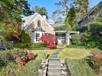 Stylish, Ansley Park home situated perfectly on a great