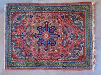 Antique * 1930s * Oriental Rug * Lilian * Persian *