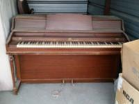 I have a 1930s Weaver Piano. Wood is in good condition