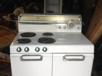 Antique WORKING 1952 Frigidaire (General Motors)
