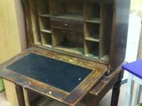 antique accountant's desk - $375  Come see this and