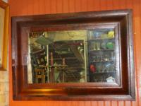 We have a very large selection of mirrors and frames