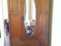 Beautiful antique armoire, excellent shape with nice