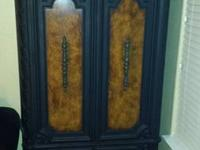 I have this BEAUTIFUL antique Armoire available. I