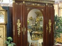 This armoire was a masters creation probably for a