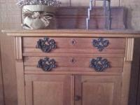 Antique bedroom set plus extras for $1,500 (for all