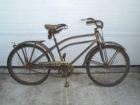 I have a collection of vintage and antique bicycles,