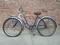 1 women (Cleveland welding business) ROADMASTER bike!