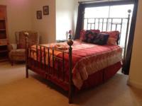 Amazing Brass Queen Bed/Original