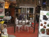 STUNNING BRASS BED, ANTIQUES, COLLECTIBLES AND EVERY