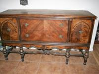 Antique buffet/Sideboard, great condition, has several