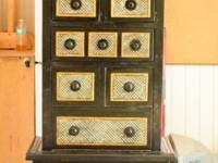 Beautiful Hand made Antique Cabinet $425obo This ad was