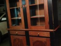 Stunning antique cabinet, dating prior to 1900's,