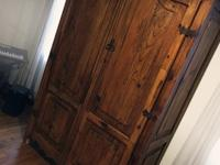 Beautifully crafted Cedar Armoire that can be used to