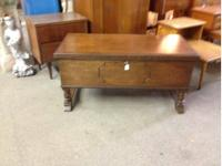 Antique cedar chest Great shape for her age Made in
