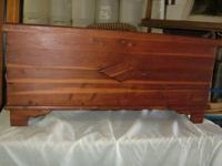 Cedar Chest for sale for $140 or best offer. Please