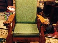 Very old chair, must sell, $95.00, This ad was posted