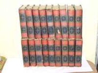 This set of books is the 1868 Cleartype Edition. The