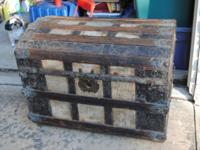 Beautiful antique chest. Has Mrs. John H. Thomas,